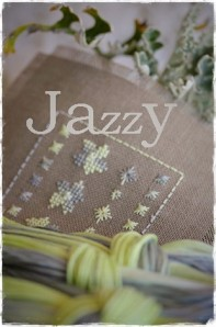 Jazzy modèle Atalie