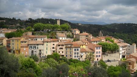 Tourettes vieux village
