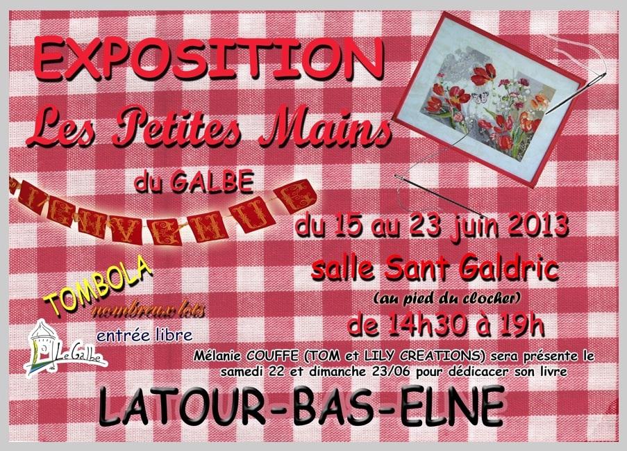 Affiche Latour-bas-Elne