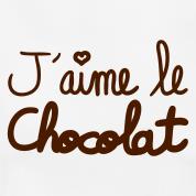 Gif. j'aime le chocolat