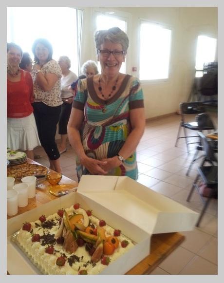 Marie-Françoise anniversaire