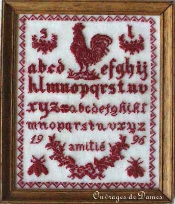 Mini alphabet