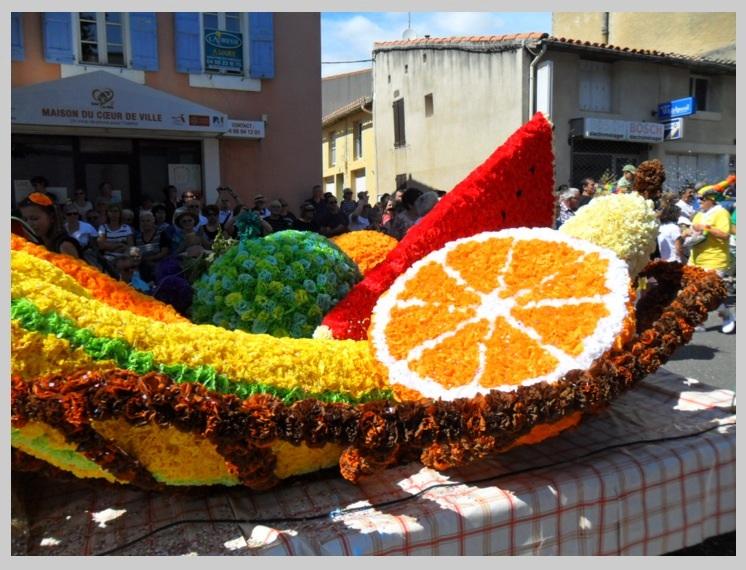 La salde de fruits