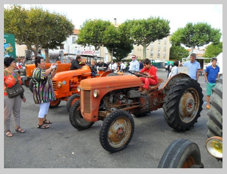 Les tracteurs 2