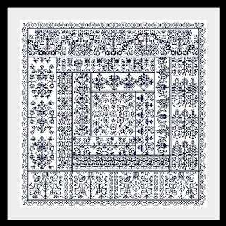 Blackwork Patchwork