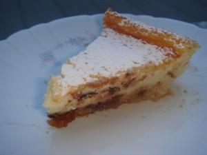 Gâteau italien Ricotta