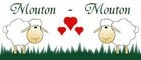 Moutons +cœurs gif