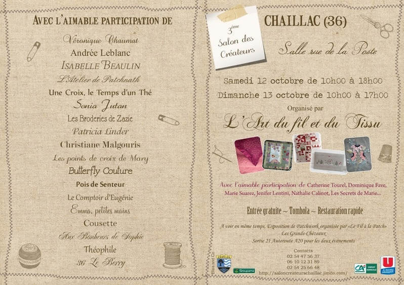 Affiche ChalliacX2