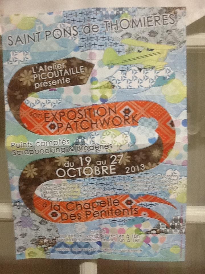 Affiche ST Pons