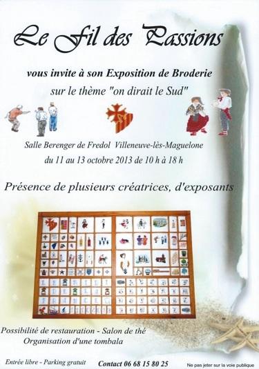 Affiche Villeneuve les Maguelones