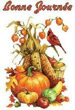 Bonne journée automne