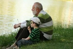 Grand-père_petit-fils