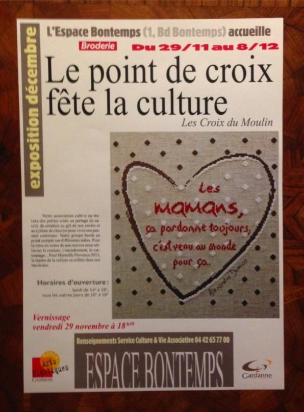Affiche Expo Gardanne (13)