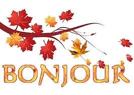 Bonjour automne gif