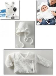 Aujourd hui nous repassons au tricot, spécial bébés..   La passion ... 0081196df2c