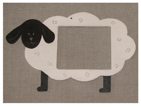 Cadre mouton