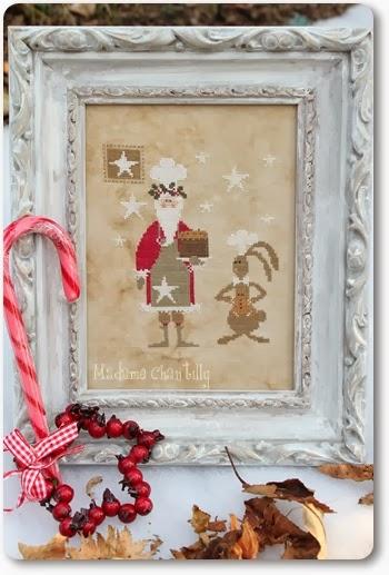 Madame Chantilly Noël