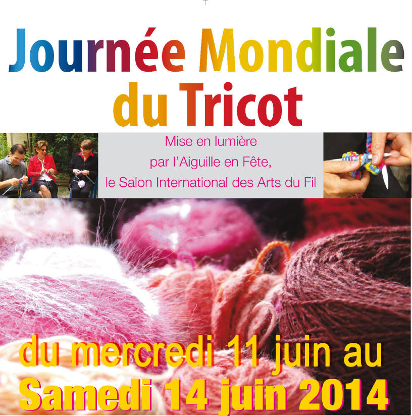 Affiche tricot Narbonne