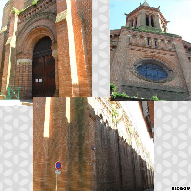 Eglise Villemur