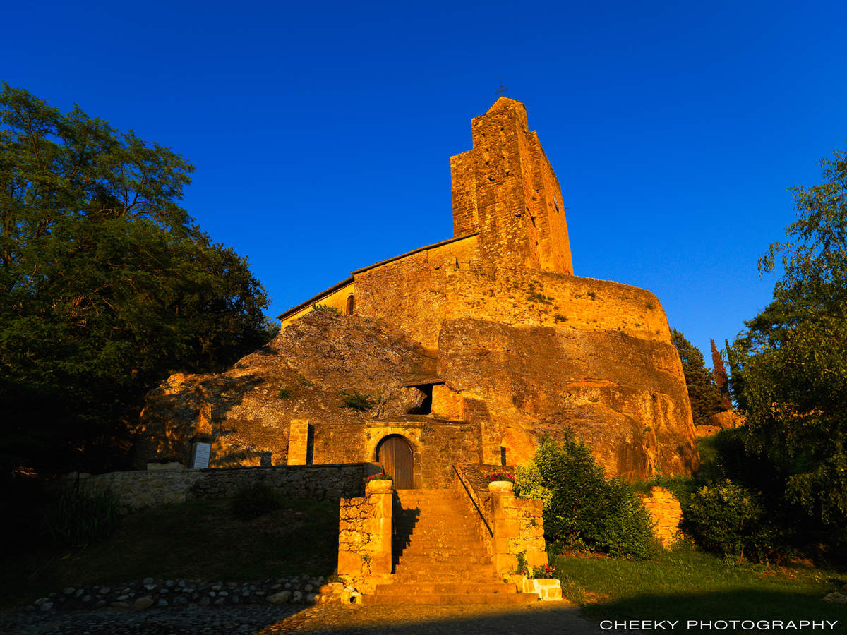 Eglise Vals