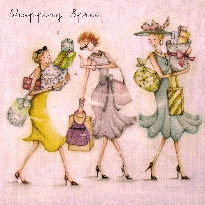 Shopping à 3 image