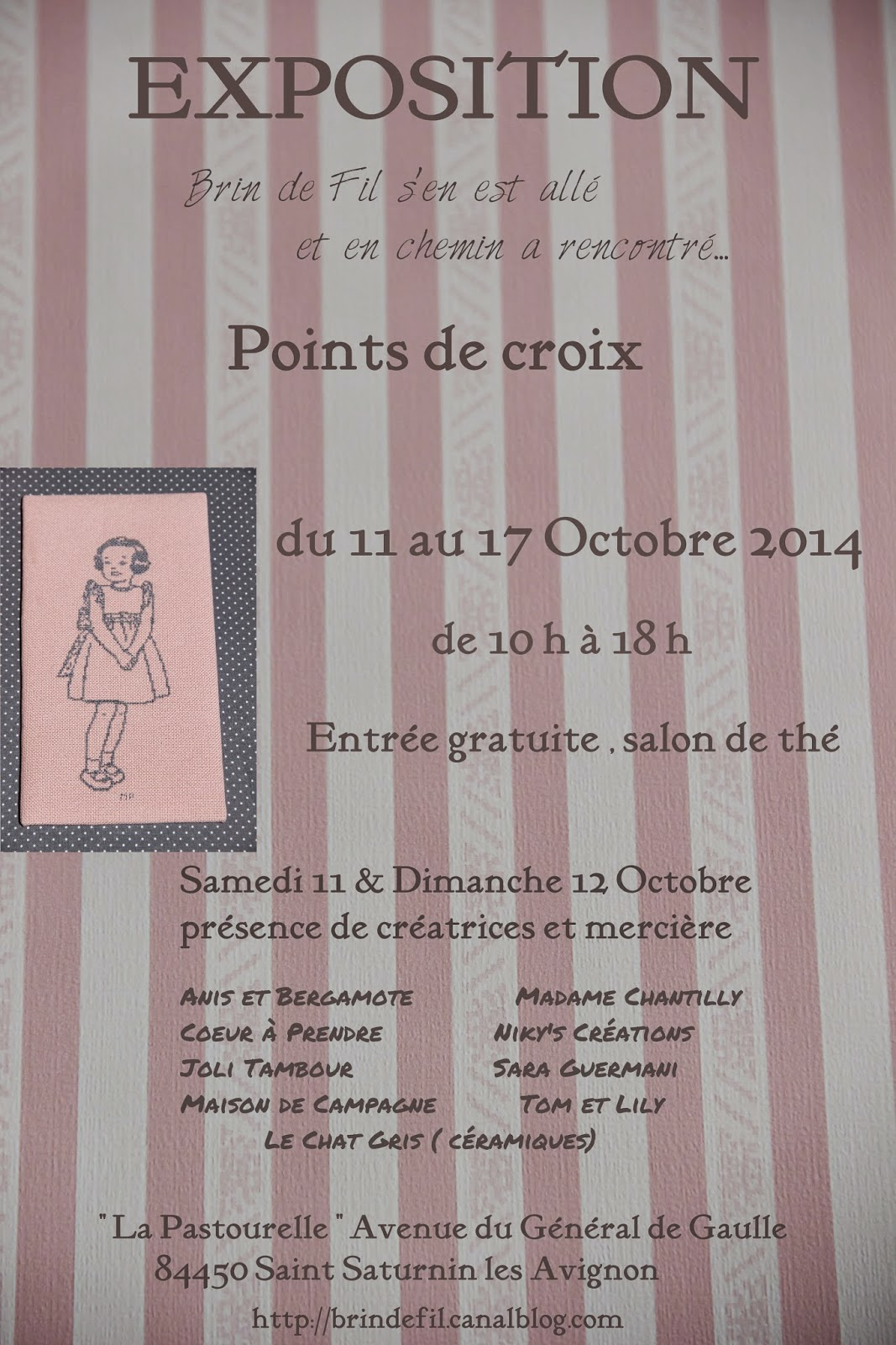 Expo affiche 84
