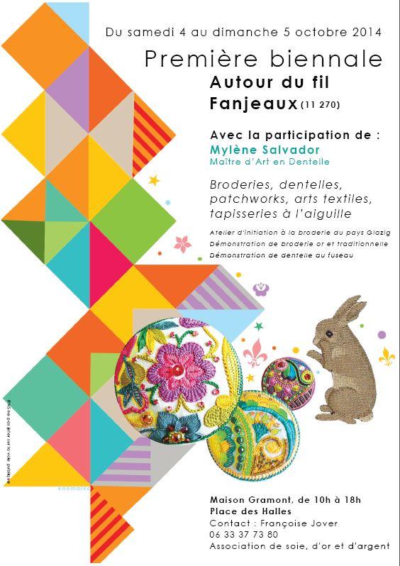 Affiche Fanjeau 2