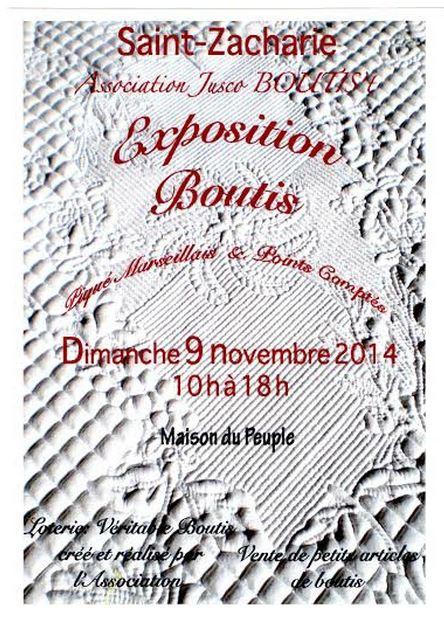 Expo boutis