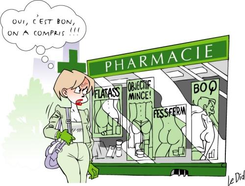 pharmacie minceur