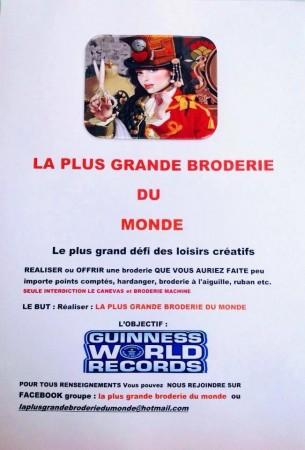 Affiche-La-Plus-Grande-Broderie-Du-Monde-305x450