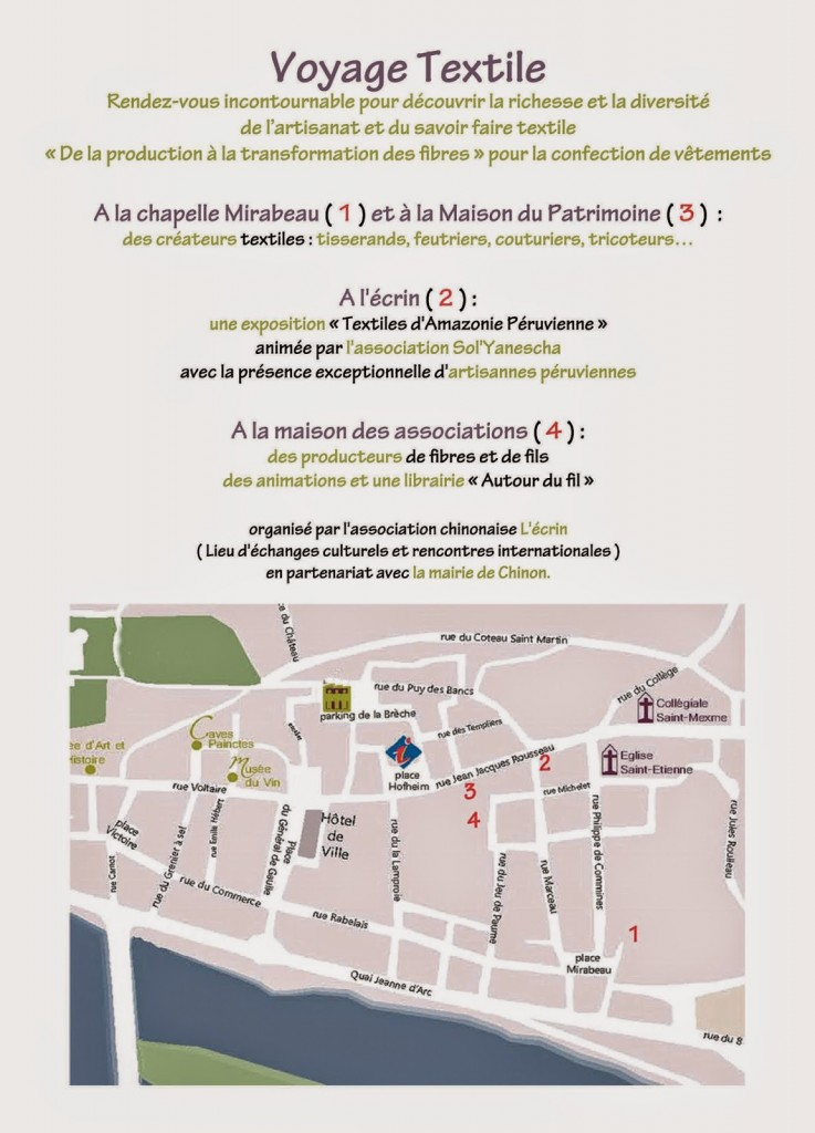 Flyers verso final Voyage Textile 2014  Chinon 2