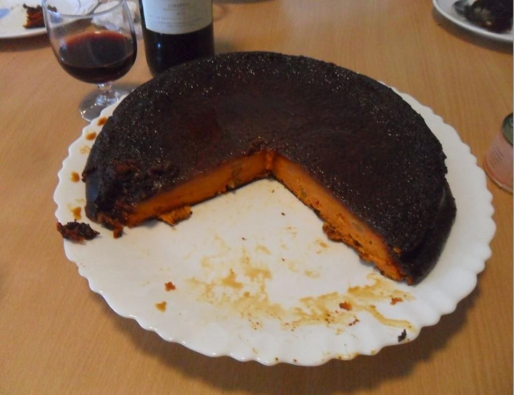 Gâteau Fachon