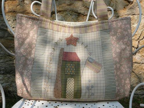 Le sac à la maison