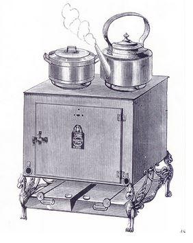 Ancienne cuisinière gif