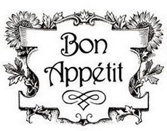 Bon appétit ancien gif