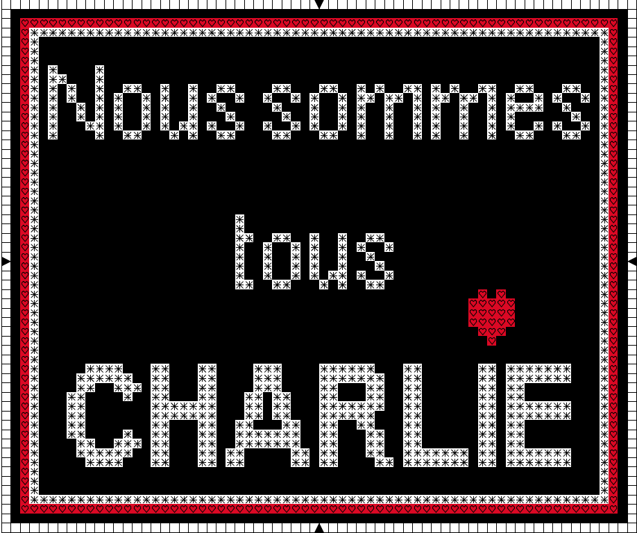 Charlie de Mélanie