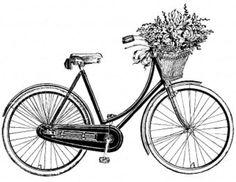 Vieux vélo gif