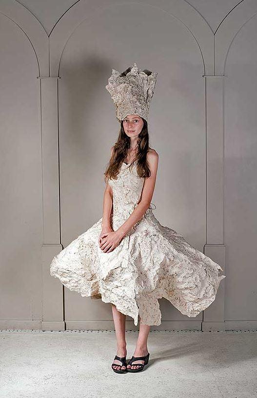 Robes de papier 1