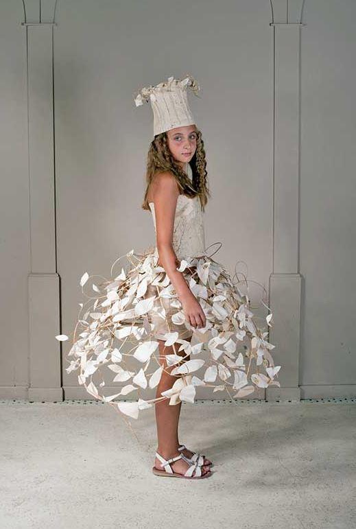 Robes de papier 2