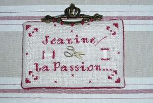 Broche Jeanine