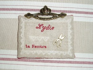 Broche Lydie