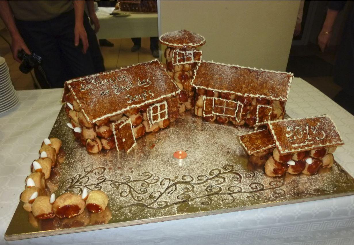 Le gâteau 2015 -&