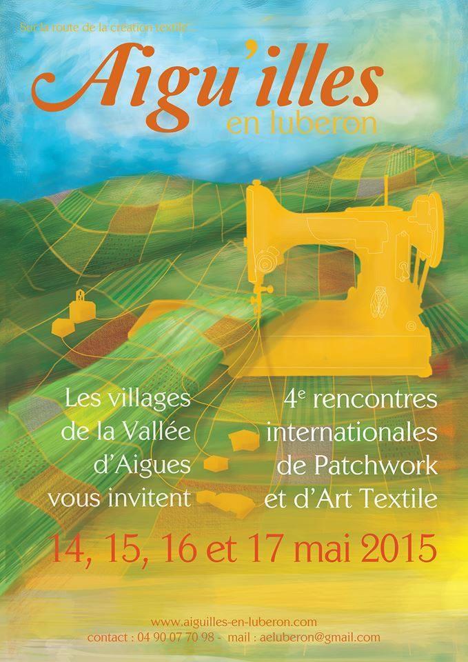 Affiche Aiguilles-en-luberon-2015