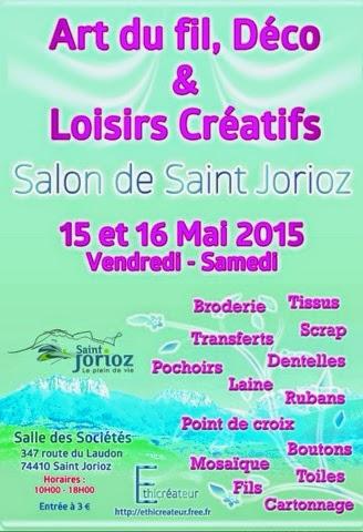 Affiche St Jean de Jorioz