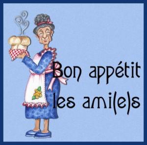 Bon appétit humour gif