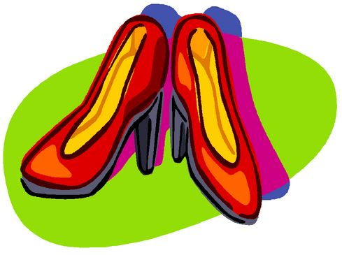 Chaussures gif