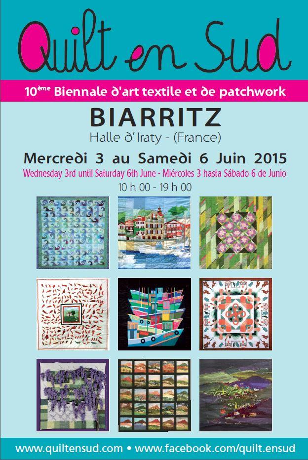Affiche Biarritz juin