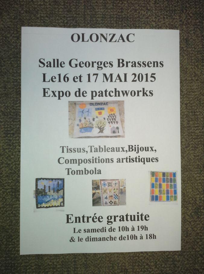 Affiche Olonzac