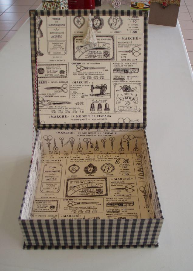 Cartonnage 8