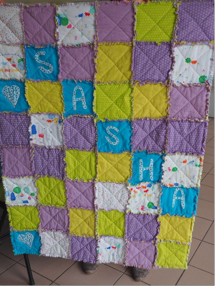 Club ouvrage Sasha 1
